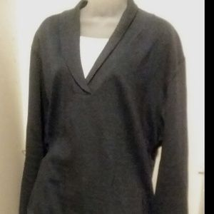 CW Heather Charcoal Sweat-pant Suit 3XL NWT